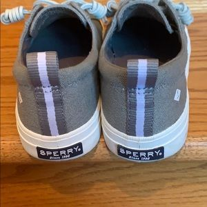 Sperry Crest Vibe Canvas Sneakers